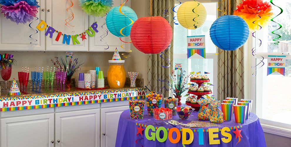 Planning a party? Order your supplies online!