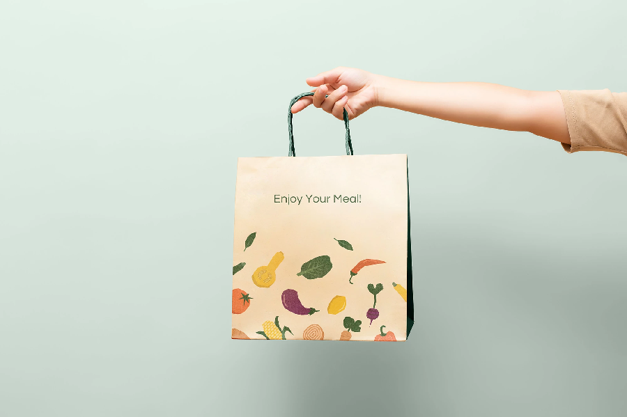 Print Your Logo On  Eco-Friendly Bags To Attract More Customers
