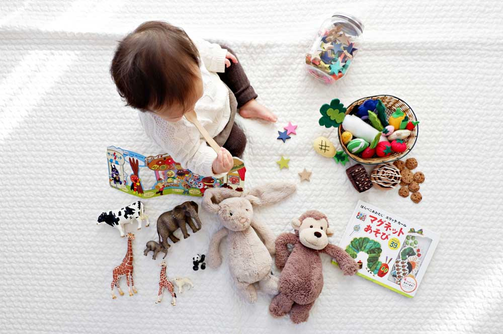 How to Build a Zero-Waste Baby Registry?