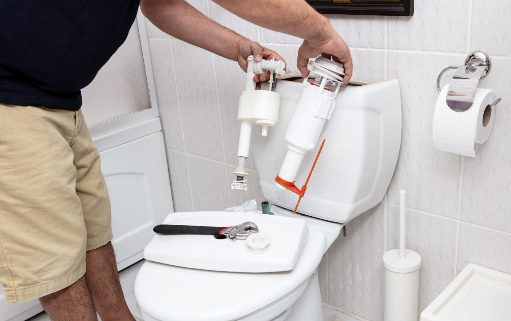 Tips On How To Repair A Toilet