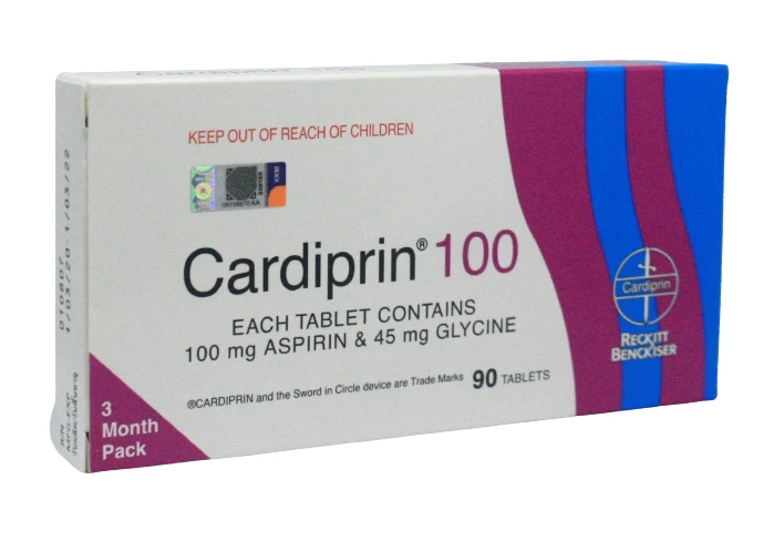 What is Cardiprin?