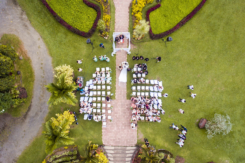 Thing to Know about Drone Wedding Photography