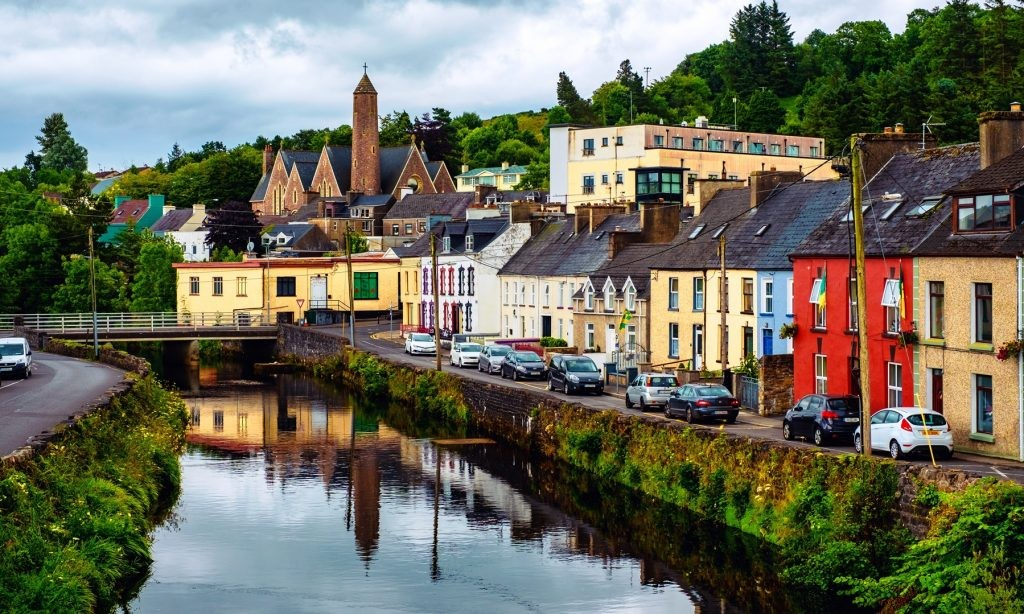 Five Cheapest Places to Buy Property in Ireland