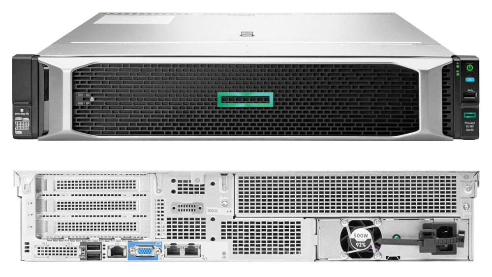 All You Need To Know About HPE Proliant DL180 Gen10