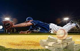 How can you place your bet on baseball matches?