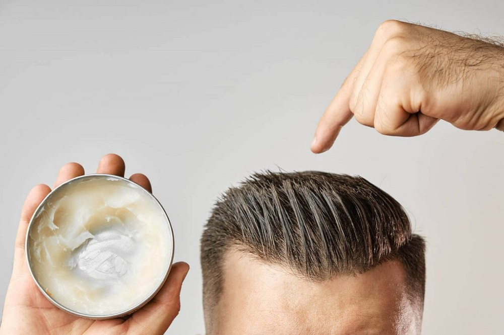Hairstyling Products For Men