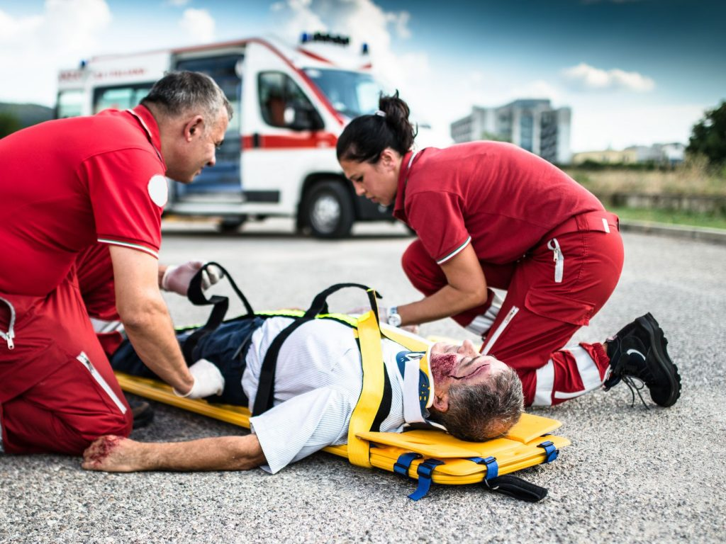 First Aid for Victims of Electric Shock
